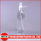 300ml de forma cuadrada botella de spray en color claro (ZY01-C012)