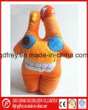 Plush mascote cartoon brinquedo para promoção Adivsing