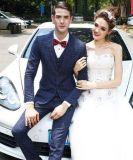 Платье костюма венчания венчания Groom людей Three-Piece костюма