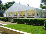 De openlucht Tent van de Pagode van pvc Gazebo van het Aluminium van de Partij van het Huwelijk Markttent Aangepaste