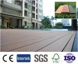 Populärer ModellWPC Decking-Bodenbelag für Außenseite