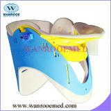 목 상해를 위한 Eb 2b 의학 구급용 장비 조정가능한 자궁 경관 고리