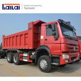 Caminhão de Tipper resistente do caminhão de descarga de Sinotruk HOWO 6X4