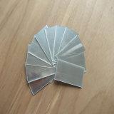Feuille en plastique de miroir de feuille acrylique argentée adhésive de miroir de décoration de mariage