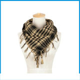 Arabe Scarf de Military Cotton Keffiyeh de mode