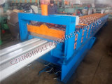 金属の屋根ふきシートの機械を形作る単層の橋床ロール