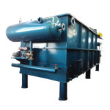Macchina dissolta lunga vita di flottazione dell'aria per acqua di scarico industriale