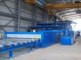 48mm-1400mm Stahlrohr-Serien-Granaliengebläse-Reinigungs-Maschine für Außenseite