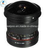 8мм Ultra Wide F/3.5 ручной объектив рыбий глаз установите все цифровые зеркальные фотокамеры цифровая камера