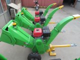 Industriales de alta calidad de alimentación manual móvil biotrituradora hoja/Trituradora/Acolchadora