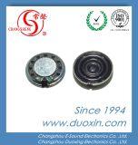 GPS를 위한 20mm 8ohm 0.25W 소형 Mylar 스피커 Dxi20n-a