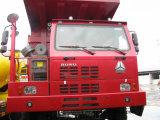 Sinotruk HOWO 6X4 광업 덤프 트럭 70ton