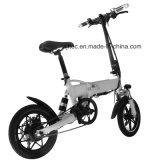 E-Bici plegable de la aleación de aluminio 14inch