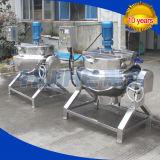 SUS304/316Lの縦の調理の鍋(JK)