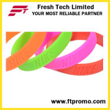 Vente en gros OEM Company Gifts Silicone Wristband