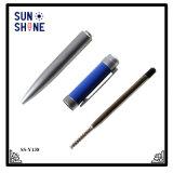 Crayon lecteur de première qualité de papeterie de bureau de stylo bille en métal