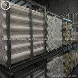 CNC 기계로 가공 부속 Upe1000 플라스틱 로드 기술설계 플라스틱 UHMWPE 바