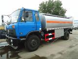12-15m3 Dongfeng 153 de Tankwagen van de Olie van de Tanker 190HP van de Brandstof 4X2