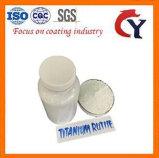Dioxyde 99.99% van het titanium het Hoge Sputterende Doel van de Zuiverheid TiO2