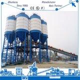 De riem vervoert Concrete het Mengen zich van het Cement Hzs180 Installatie Sri Lanka
