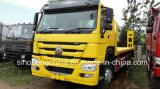 Sinotruk HOWO 6X4 낮은 침대 트럭 20 톤 371HP