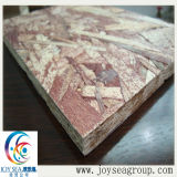 1220*2440*6mm OSB/Oriented 물가 널