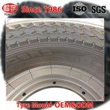 CNCの技術軽トラックバイアスタイヤのための2部分のタイヤ型