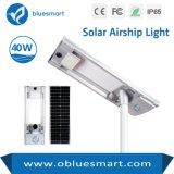 40W 태양 전지판을%s 가진 태양 정원 LED 센서 빛
