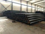 API 5L/ASTM A53/JIS G3454 STPG370 Caissons/Tuyaux en acier au carbone HFW