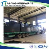 Подземный тип завод по обработке нечистот для муниципального оборудования избавления отработанной воды