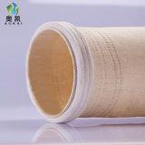 Filtre de collecteur de poussière à jet d'impulsion des sacs de matériau de l'aramide