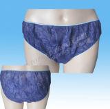 Women와 Men, Nonwoven PP Disposable Underwear를 위한 아름다움 SPA Disposable Underwear