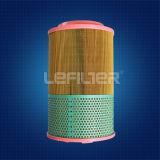 El filtro de aire del compresor de Copco del atlas parte 1613 7408 00