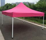 3X3mのピンクの屋外の鋼鉄折るテントによっては望楼が現れる
