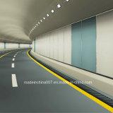 De tunnel verfraait de paneel-Uv Schilderende Raad van het Cement van de Vezel Flurocarbon