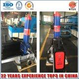 Cilindro idraulico telescopico di vendita calda professionale del fornitore per l'autocarro con cassone ribaltabile