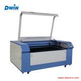 Machine de gravure en verre de laser de cuvette de CO2 avec rotatoire