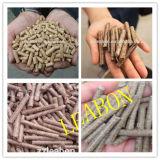 Leabonの製造者のディーゼル機関の生物量の木製のおがくずの造粒機