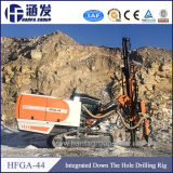 の下送風穴(HFGA-44)のための穴のハンマーDTHの掘削装置