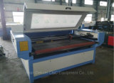 自動Feeding GarmentsかCloth/Leather/Fabric/TextileレーザーCutting Machine