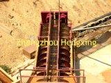 Nuevo tipo de procesamiento de minerales de alta eficiencia alta Arena Weir sumergido clasificador espiral clasificador espiral de alta calidad, el clasificador de arenas
