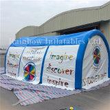 Barraca militar de acampamento do gramado inflável quente da venda para a venda