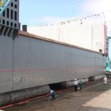 Het Luchtkussen van het Vrachtschip voor het Drijvende Dok van het Ponton