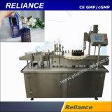 Remplissage de bouteilles automatique d'huile essentielle et machine recouvrante