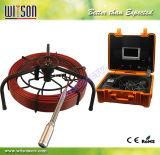 L'inspection Witson 50m de tuyau d'équipement, autonivelant 40mm Tête de caméra (W3-CMP3588)