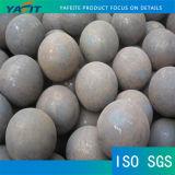 鉱山およびセメントのボールミルは鋼鉄粉砕の球を造った