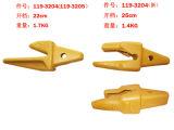 幼虫の掘削機の予備品のバケツのアダプター(119-3204)