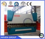 Der Bremsenmaschine der hydraulischen Presse verbiegende Maschine