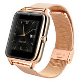 2016 nuovo Inch 1.54 Bluetooth 4.0 Watch Phone con il GPS