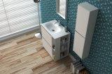大理石の浴室の家具の固体表面の浴室用キャビネットの虚栄心